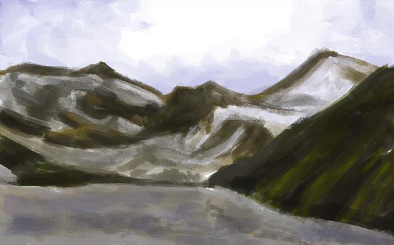 Przed kursem digital painting