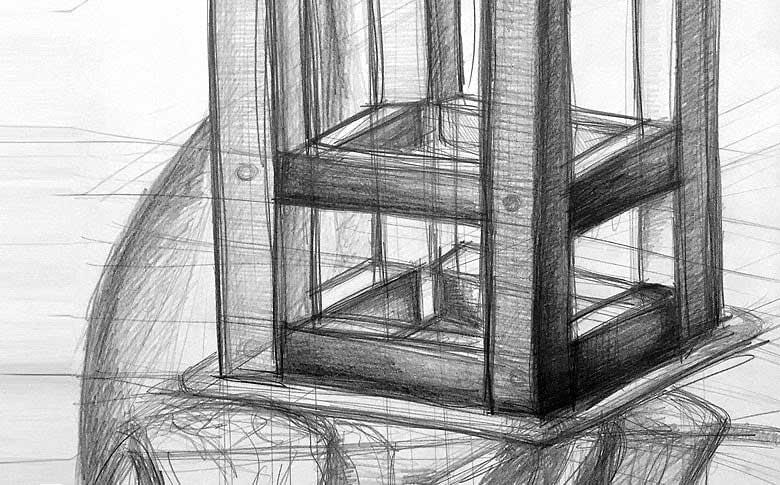 Magdy poziom przed kursem rysunku