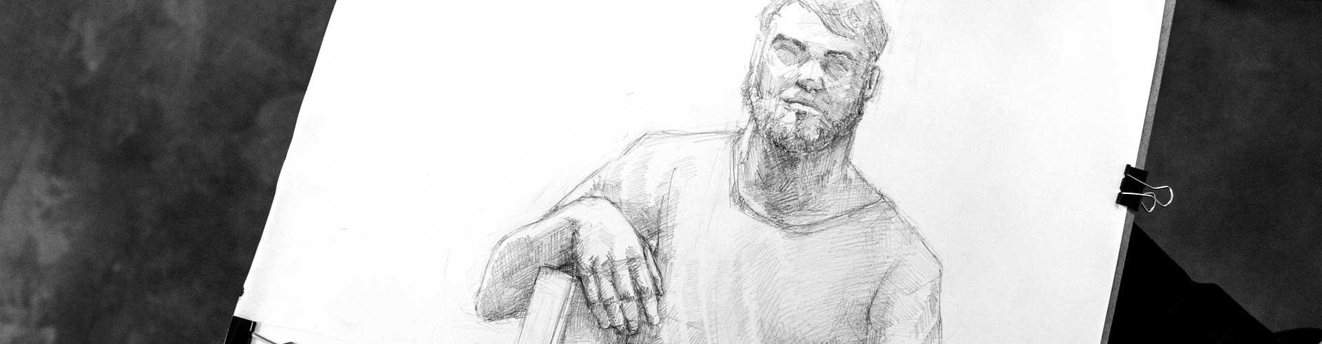 Rysunek ołówkiem 3