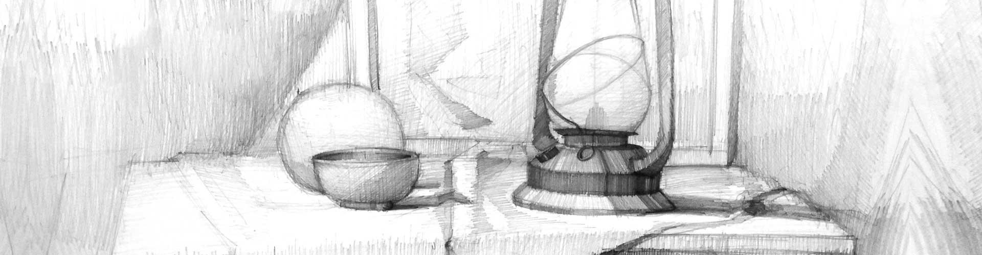 Rysunek ołówkiem 8
