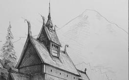 Kompozycja w rysunku i malarstwie, jak ją układać 02