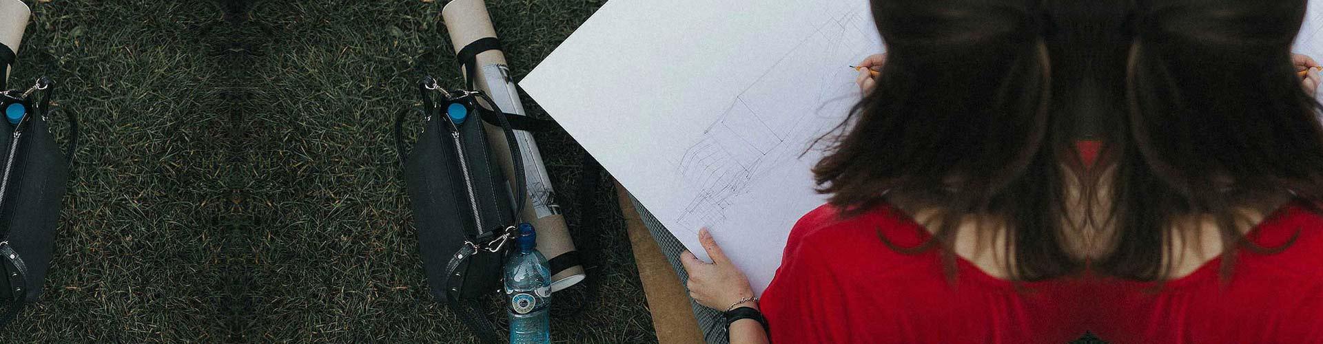 Kurs rysunku w Olsztynie, rysunek ołówkiem 9