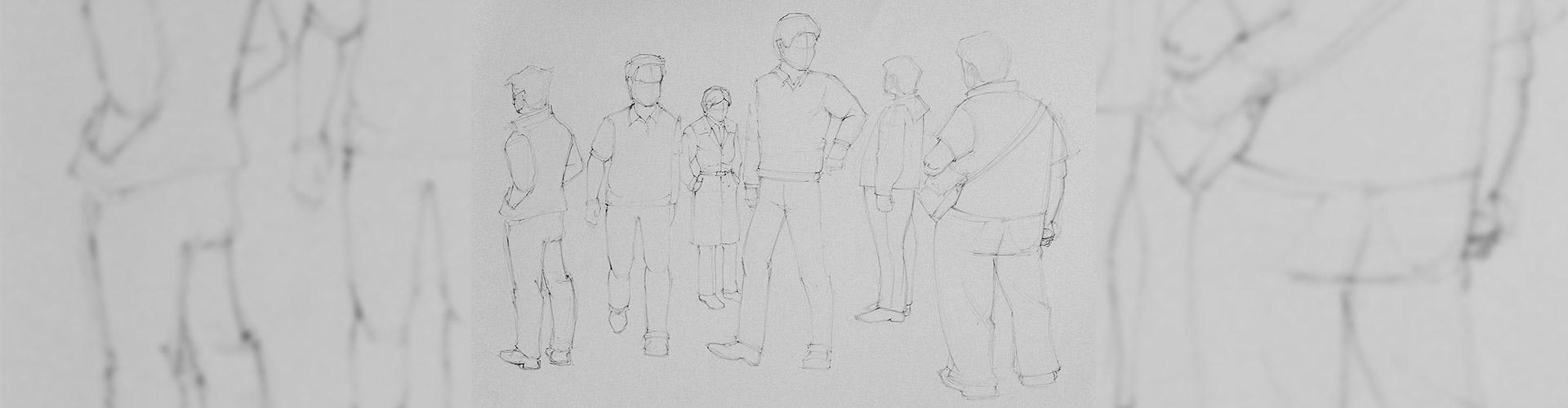 Rysunek ołówkiem 13