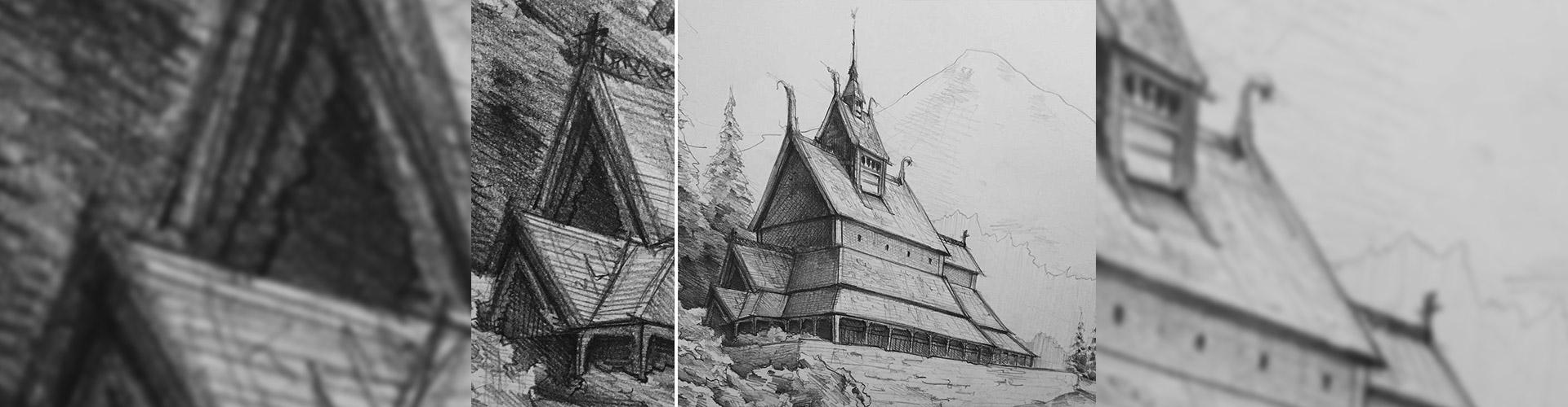 Rysunek ołówkiem 15