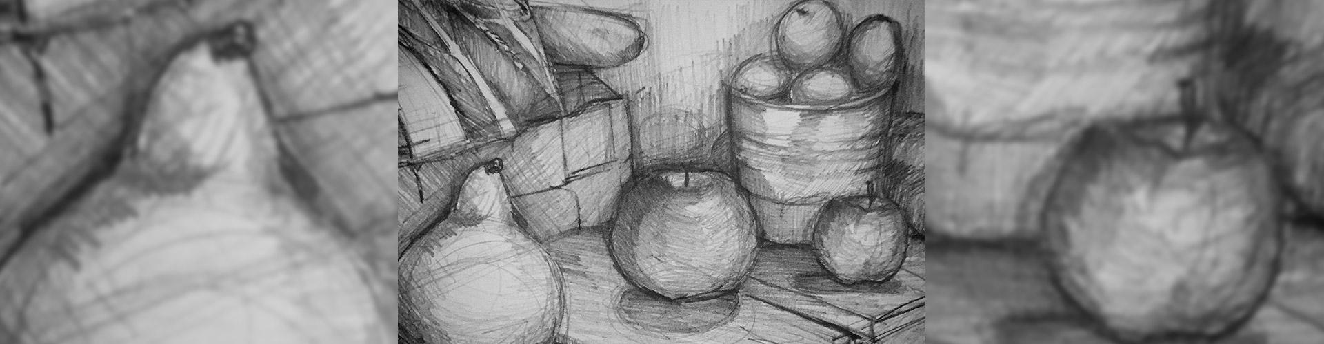 Rysunek ołówkiem 18