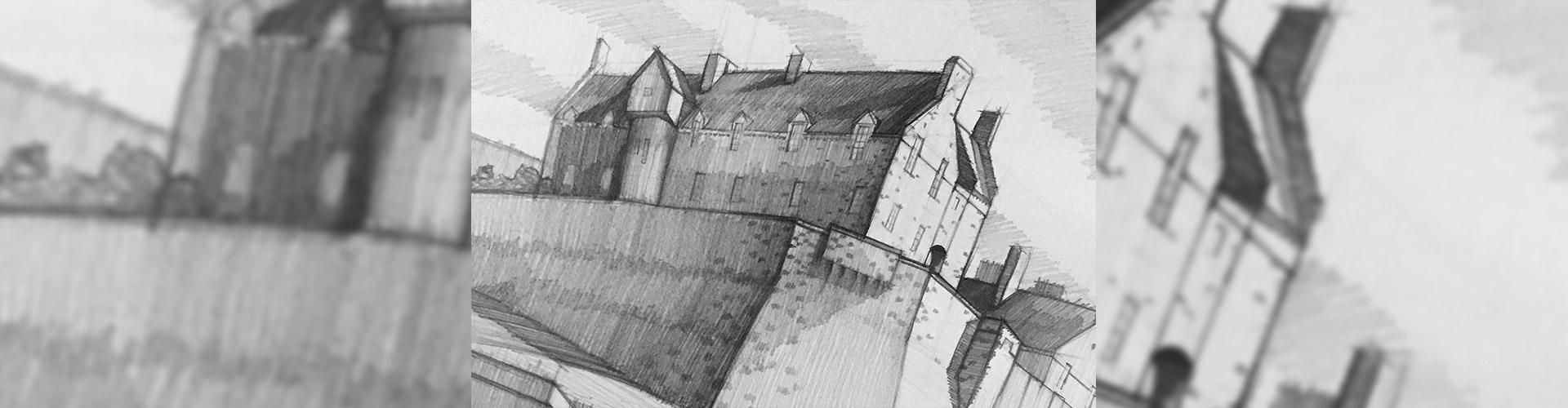 Rysunek ołówkiem 19