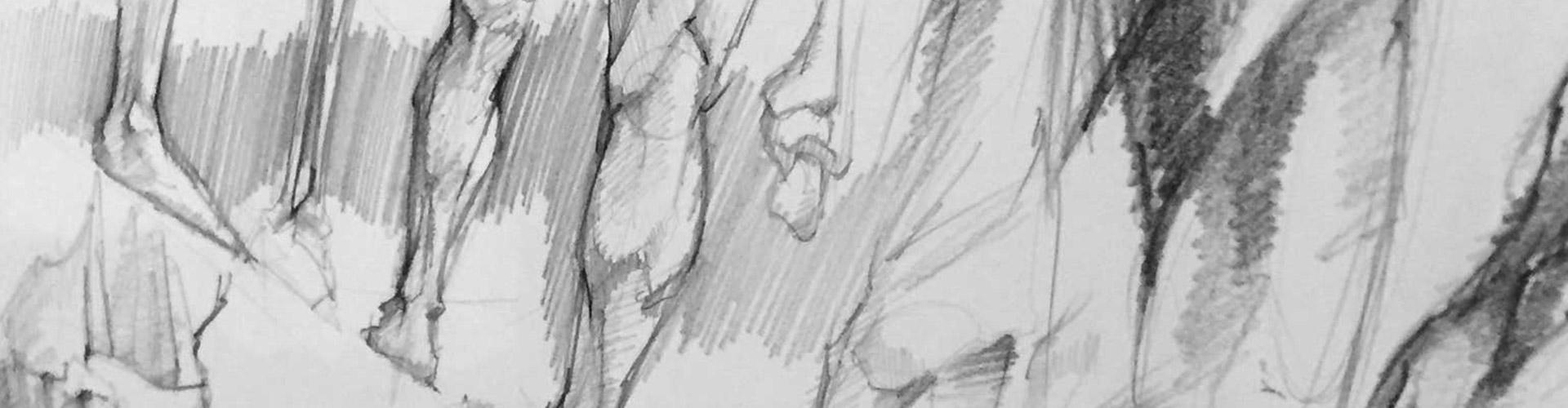 Rysunek ołówkiem 20